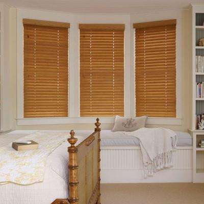 wooden window blinds wood ... CYUVLEW