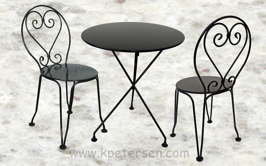 wrought iron furniture french style wrought iron ice cream chair wrought iron chairs LFKEEPG