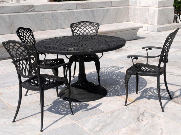 wrought iron furniture wrought iron patio furniture IMVNIDE