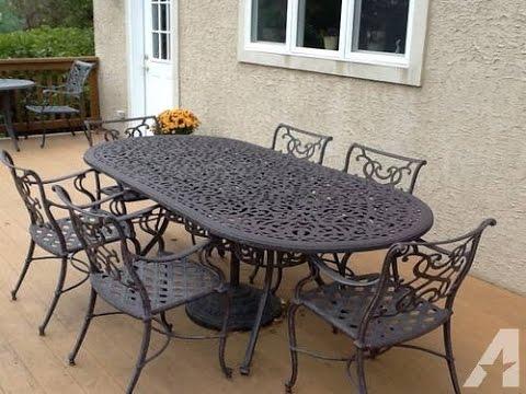 wrought iron patio furniture cast iron patio furniture~cast iron patio furniture antique OPFRRXW