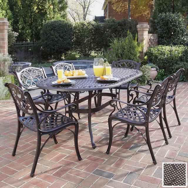 wrought iron patio furniture elegant outdoor living AEBGRMY