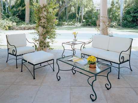 wrought iron patio set wrought iron lounge sets HSFUFTQ