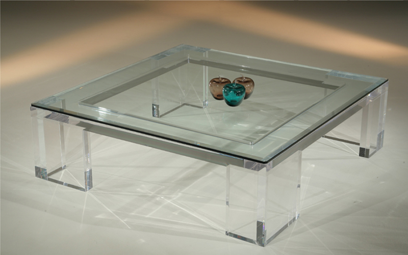 Acrylic Cocktail Tables - Acrylic Furniture - Acrylic for Home - Our