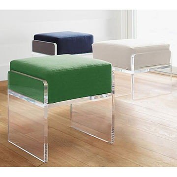China High quality clear acrylic furniture chair bar stool with