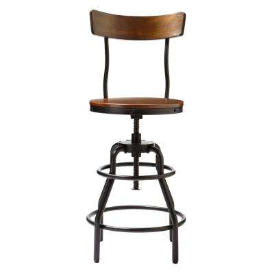 Adjustable - Bar Stools - Kitchen & Dining Room Furniture - The Home