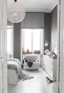 Whiteout! (Almost) All-White Rooms -- One Kings Lane