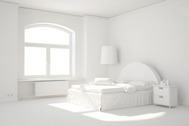 54 Amazing All-White Bedroom Ideas   The Sleep Judge