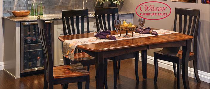 Weaver Furniture Sales u2013 Handcrafted Heirloom Amish Furniture