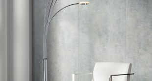 73 In. And Up - Extra Tall, Mid-Century, Arc Lamps, Floor Lamps