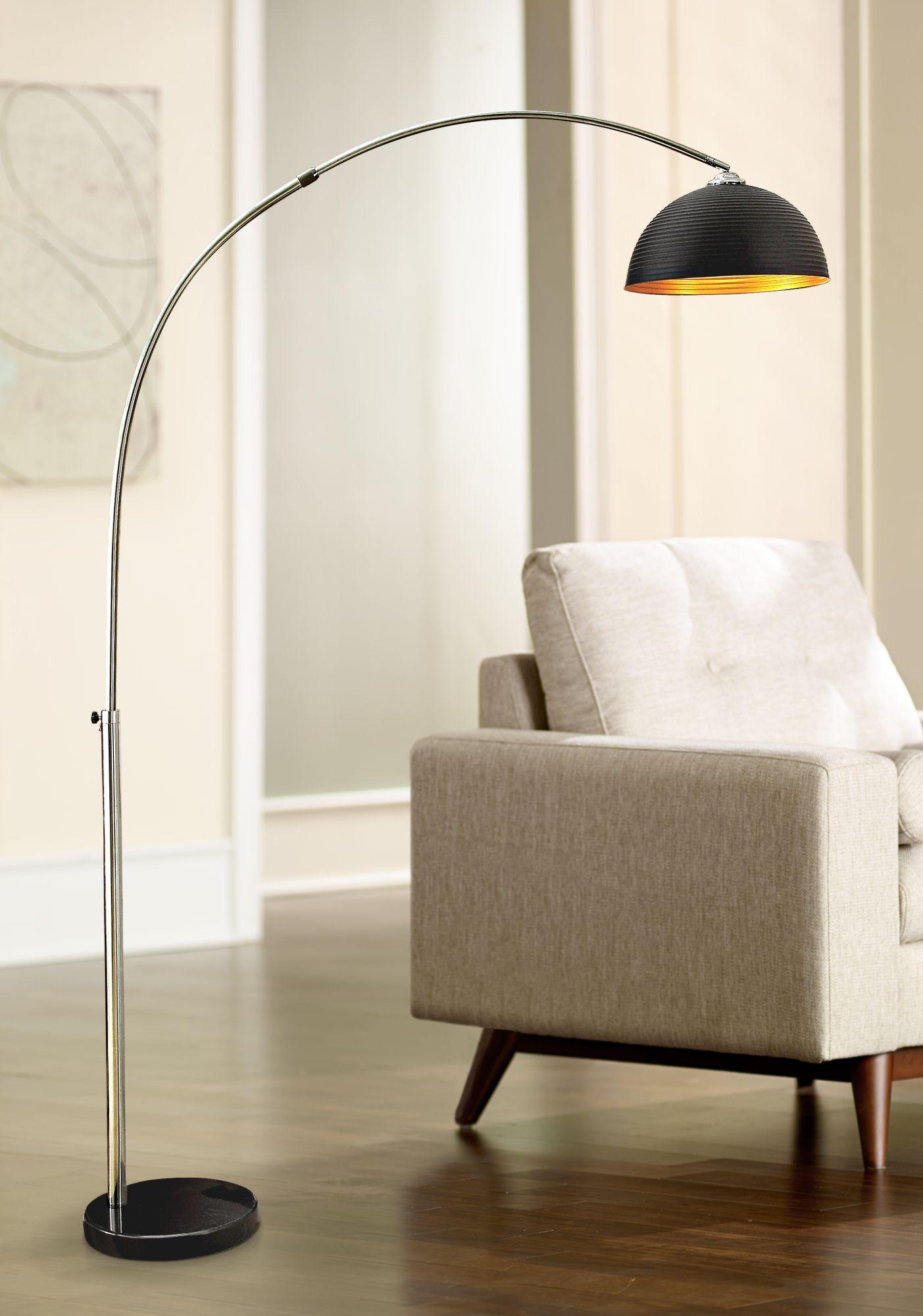 Arc Floor Lamps & Reading Lights | Lamps Plus