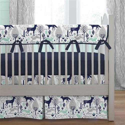 Choosing baby Boy Crib Bedding   for your Little Newborn
