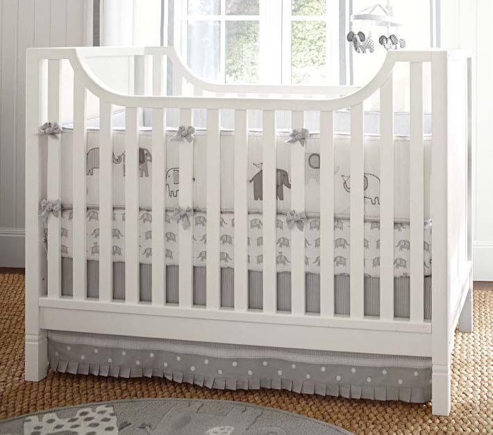 Taylor Elephant Baby Bedding Set | Pottery Barn Kids