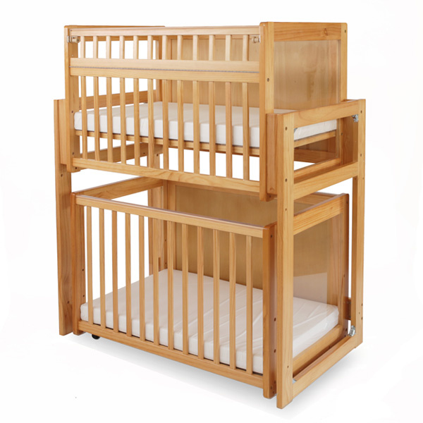 Daycare Cribs, Commercial Folding Crib, Play Pin, Baby Crib, Steel