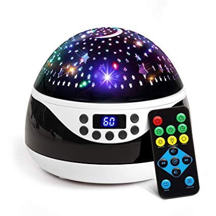 How to select baby night light   projector with music