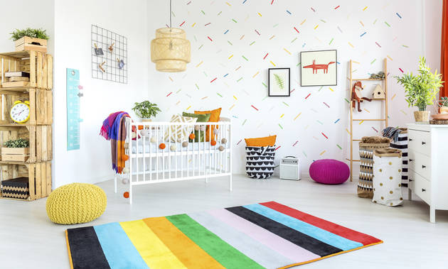 50 Baby Nursery Ideas That Are Gender-Neutral & Stylish | CafeMom