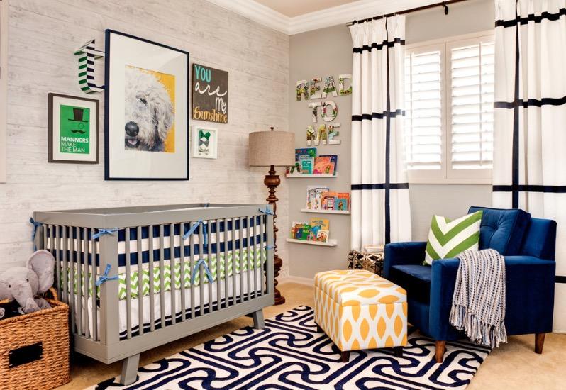 Effective Baby nursery decor   ideas