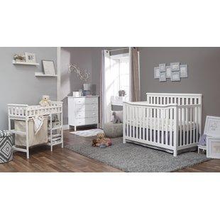 White Nursery & Baby Furniture Sets You'll Love | Wayfair