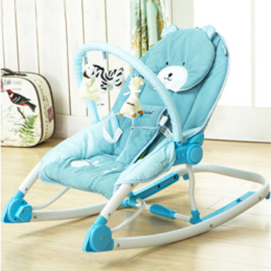 Free shipping Maribel baby rocking chair portable folding chaise