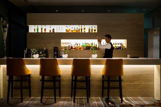 Bar counter - Picture of The Lobby Lounge, Odawara - TripAdvisor