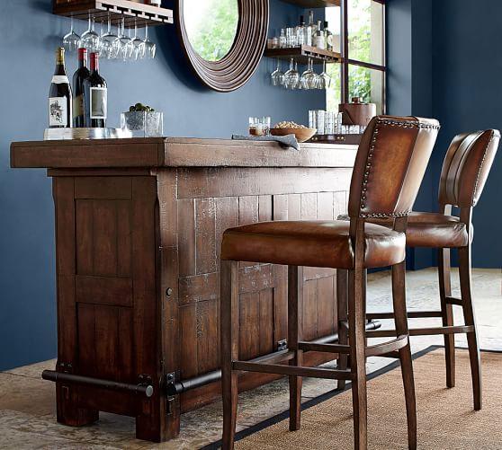 Rustic Ultimate Bar - Large | Pottery Barn