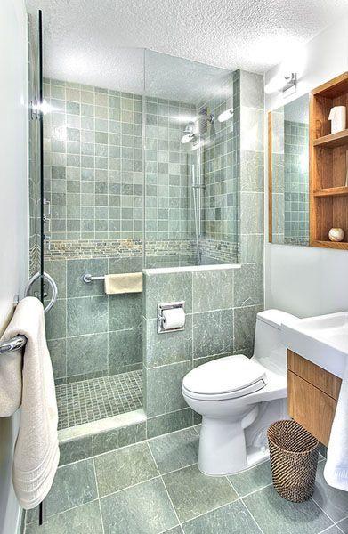 31 Small Bathroom Design Ideas To Get Inspired | Bathroom Design