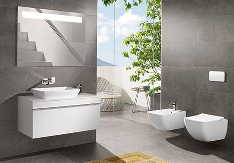 Bathroom planner - design your own dream bathroom » Villeroy & Boch