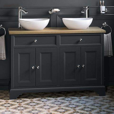 Bathroom Storage Furniture | Designer Bathroom Vanity Units | soak.com