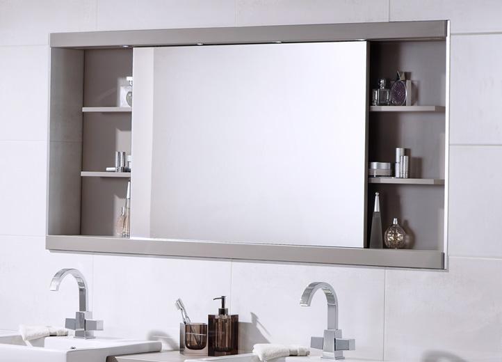 Brilliant Bathroom Cabinet Mirror Cabinets With Ideas 18 - Kenstonpd.org