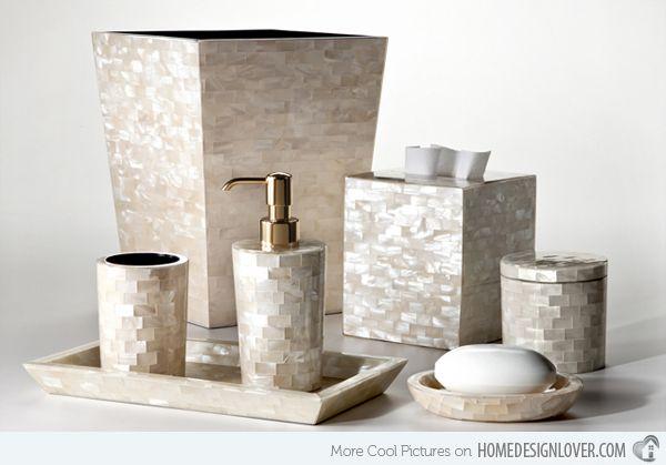 15 Luxury Bathroom Accessories Set   For the Home   Bathroom
