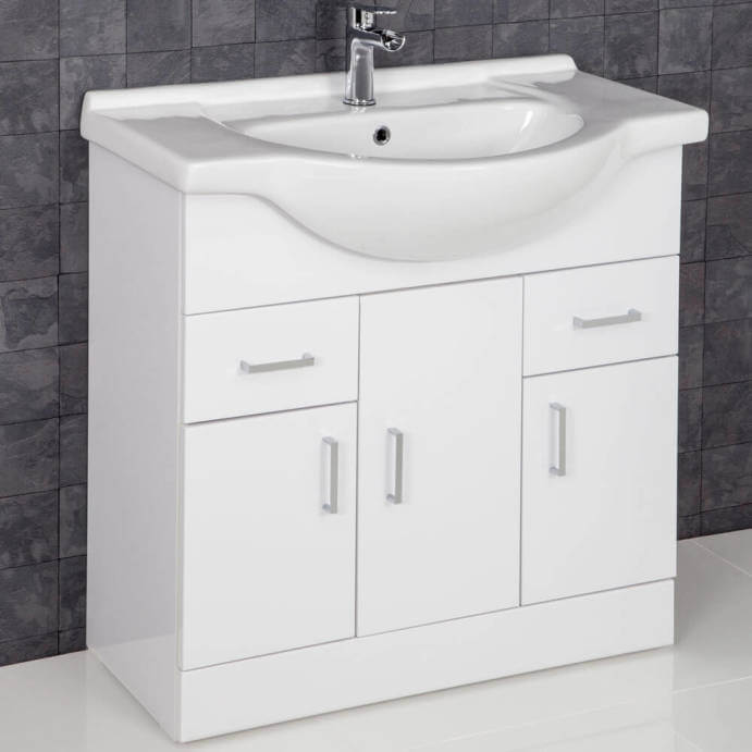 Bathroom Sink Cabinets - Plumbworld
