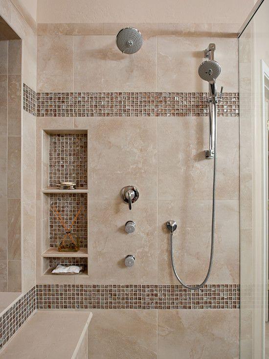 Best 13+ Bathroom Tile Design Ideas | house | Bathroom, Shower