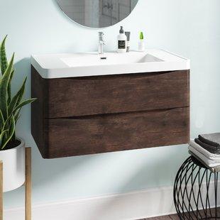 Vanity Units - Bathroom Units & Sink Cabinets | Wayfair.co.uk