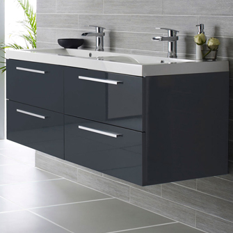 Want To Upgrade Your Washroom   With Bathroom Vanity Units?