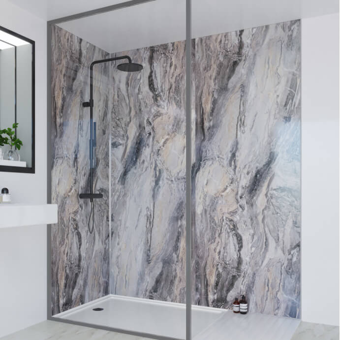 Bathroom Wall Panels - Plumbworld