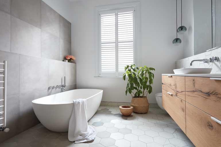 Do it yourself - Building A Beautiful Bathroom   New Zealand