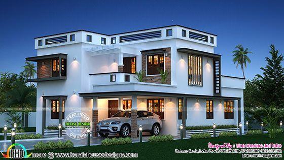 Beautiful 1600 sq-ft home   Villas   House design, House plans és