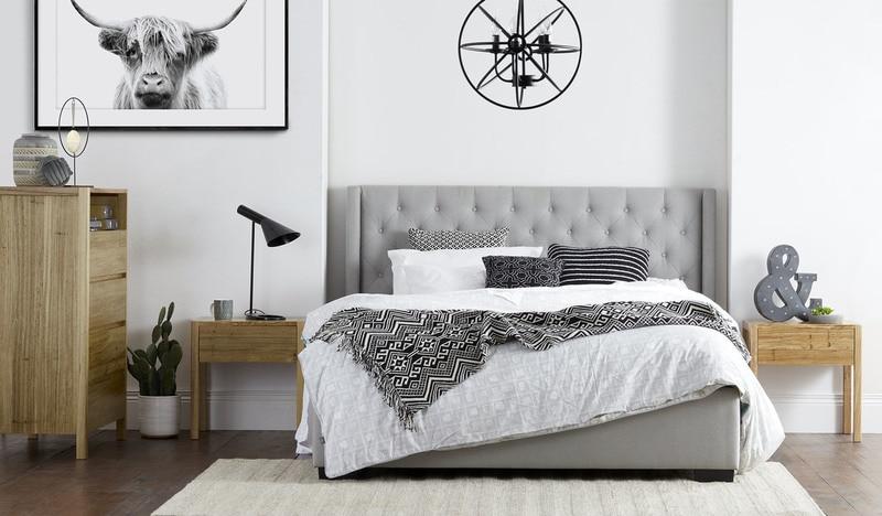 Amore 4 piece bedroom suite - Focus on Furniture