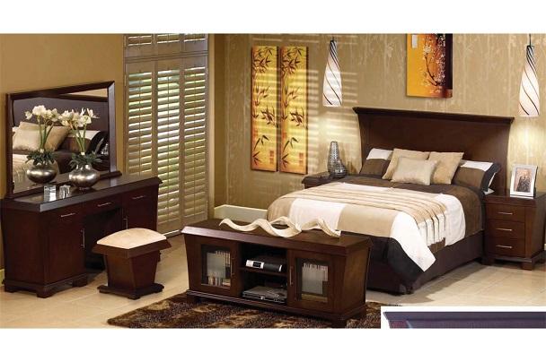 New Home Furnishers » Centurion Bedroom Suite