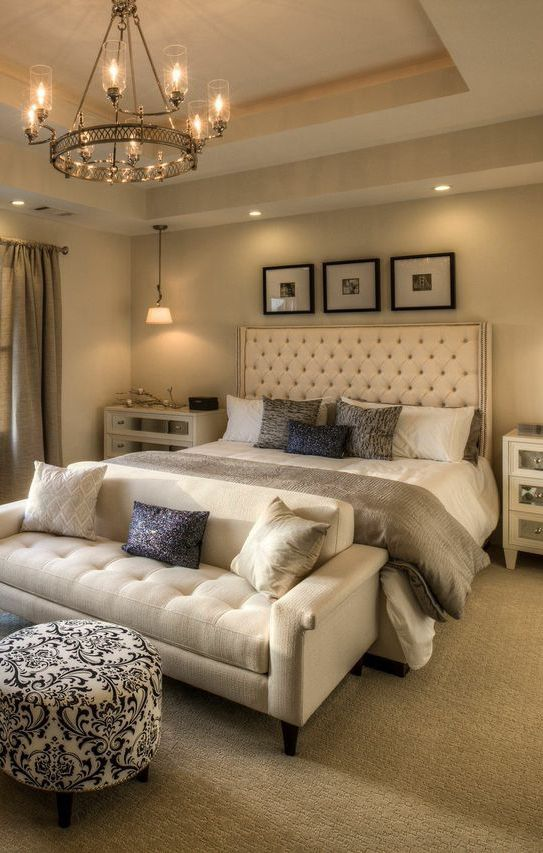 10 Great Ideas To Decorate Your Modern Bedroom | Decorating tips