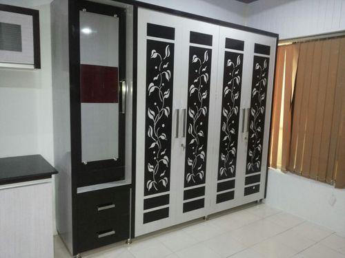 Modular Bedroom Wardrobe at Rs 700 /square feet   Bedroom Wardrobe