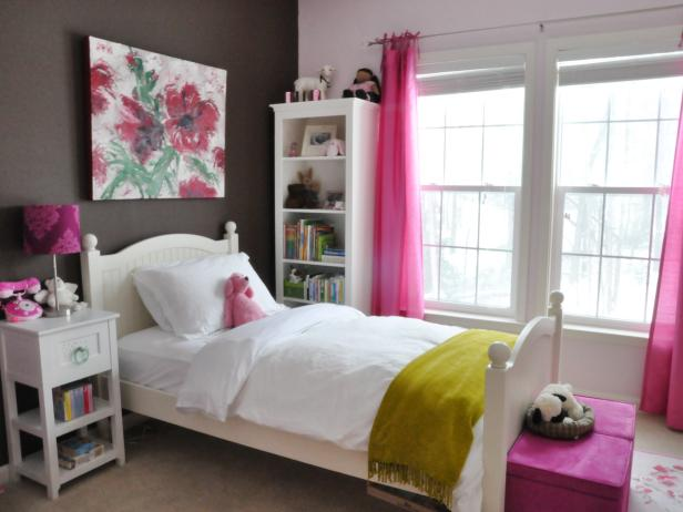 12 Simple Design Ideas for Girls' Bedrooms