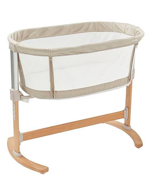 Purflo Purair Bedside Crib   Simply Be