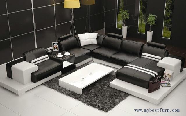 Multiple Combination Elegant Modern sofa, Large size Luxury fashion