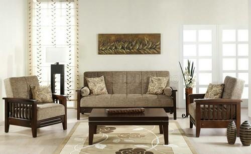 Wooden Sofa at Rs 48599 /set | Sinthan Nagar | Bengaluru | ID