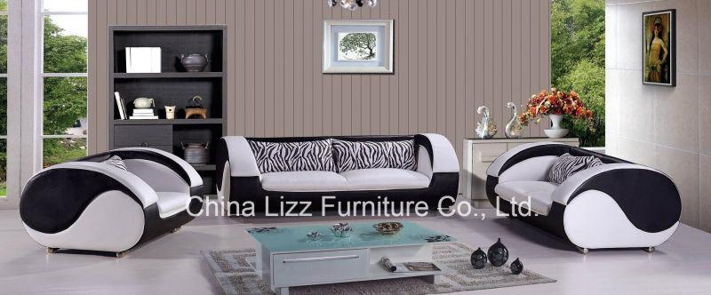 Lizz Modern Mediterranean style Leather Sofa Suite Leather Sofa Set