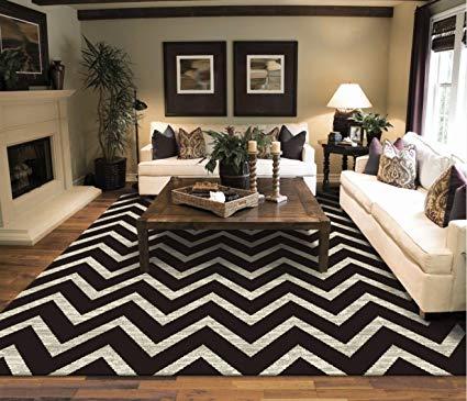 Amazon.com: New Chevron Pattern Rug ZigZag rugs 2x3 for Kitchen