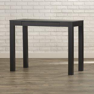 Distressed Black Desks | Wayfair