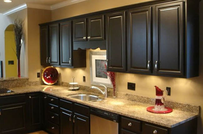 Tips on Using Black Kitchen Cabinets in Your Home - LooksBetterNow