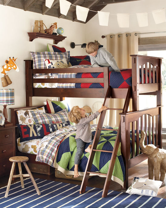 Boys Bedroom Ideas & Boys Bedroom Decorating Ideas   Pottery Barn Kids