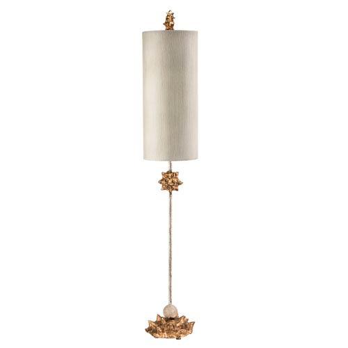 Flambeau Lighting Nettle Gold Table Lamp Ta1024   Bellacor